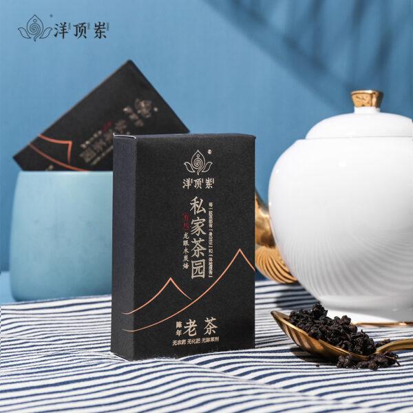 Organic Aged Oolong Tea