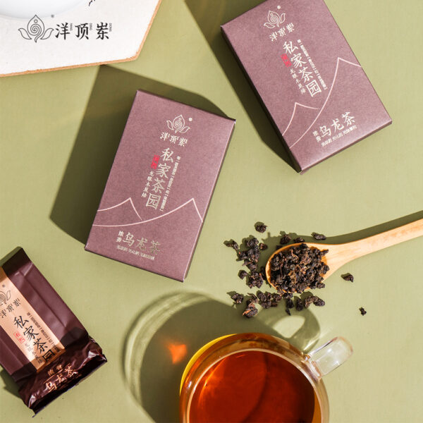 strong fragrant oolong